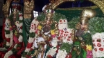 மீனாட்சி அம்மன் கோவிலில் ஆனி உற்சவம் கோலாகலம் - பிரியாவிடை அம்மனுடன் காட்சி அளித்த சுந்தரேஸ்வரர்