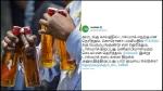 'யார் குடியைக் கெடுக்க டாஸ்மாக் கடைகள் திறப்பு? இது மனிதாபிமானமற்ற செயல்..' அதிமுக சுளீர்