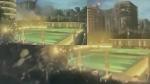 வெறும் 10 நொடிகள்,சடசடவென சரிந்த 12 மாடி கட்டிடம்.. அதிபர் உறவினர் மாயம்..என்ன நடந்தது? வீடியோ வைரல்