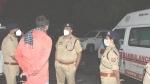 உத்தர பிரதேசத்தில் பயங்கரம்.. நின்று கொண்டிருந்த பஸ் மீது வேகமாக வந்து மோதிய லாரி.. 18 பேர் பலி