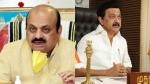 ஸ்டாலினை தொடர்ந்து லிஸ்டில் இணைந்த பசவராஜ் பொம்மை..  அப்பா vs மகன்... மாநில  முதல்வராகியவர்கள்