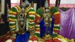 ஆடிப்பூரம் விழா சிவா, விஷ்ணு  ஆலயங்களில் கொடியேற்றம் கோலாகலம் - தங்கத்தேரில் உலா வரும் ஆண்டாள்