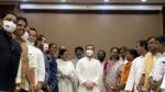 எதிர்க்கட்சி தலைவர்களுடன் ராகுல் காந்தி பிரேக் ஃபாஸ்ட் மீட்டிங்.. ஆம் ஆத்மி புறக்கணிப்பு