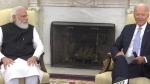 செம்ம.. இரு கரம் கூப்பி வணக்கம் வைத்த பிரதமர் மோடி.. வெள்ளை மாளிகையில் பைடனை சந்தித்த அந்த தருணம்