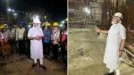 8.45க்கு திடீர் விசிட்.. பாதுகாவலர்கள் இன்றி விஸ்டா கட்டுமானத்தை பார்வையிட்டாரா மோடி.. என்ன நடந்தது?