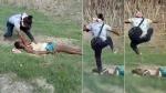 என்ன கொடூரம்? அசாம் போலீஸ் துப்பாக்கி சூடு.. அடிபட்டவர் மீது ஜம்ப் செய்து ஆட்டம் போட்ட போட்டோகிராபர்