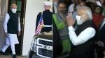ஐ.நா.சபை கூட்டத்தில் இன்று உரை.. நியூயார்க் வந்தார் மோடி.. அமெரிக்கவாழ் இந்தியர்கள் வாழ்த்து கோஷம்