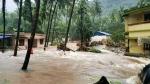கேரளாவில் கனமழையால் வெள்ளப்பெருக்கு.. நிலச்சரிவில் சிக்கி 6 பேர் பலி.. இன்று மிக அதிக கனமழை!