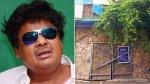 சென்னை சூளைமேட்டில் நடிகர் மன்சூர் அலிகானின் வீட்டிற்கு மாநகராட்சி அதிகாரிகள் சீல்