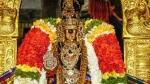 ஸ்ரீரங்கம் ரங்கநாதர் கோவில் ஊஞ்சல் உற்சவம் - நெல்லளவு கண்டருளும் நம்பெருமாள்
