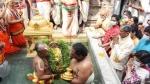 திருப்பதி பிரம்மோற்சவம்: சக்கரத்தாழ்வார் தீர்த்தவாரியுடன் நிறைவு