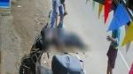 மொட்டை மாடியில் கிரிக்கெட் விளையாடி சிறுவன்.. மின்சாரம் தாக்கி பலி.. பதைபதைக்கும் சிசிடிவி காட்சிகள்