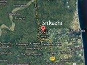கன மழையில் சிக்கிய சீர்காழி- நாகை மாவட்டத்தின் பிற பகுதிகளிலிருந்து துண்டிப்பு!