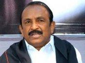 திமுக, காங்கிரஸை அரசியல் குப்பை தொட்டியில் தூக்கி எறிய வேண்டும்: வைகோ