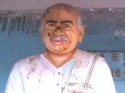 ஆலங்குளம் அருகே காமராஜர் சிலை அவமதிப்பு: பொது மக்கள் சாலை மறியல்