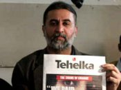 டெஹல்கா ஆசிரியர் தருண் தேஜ்பாலின் மகளிடம் கோவா போலீஸ் விசாரணை
