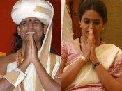 நடிகை ரஞ்சிதா  இனி சன்னியாசி 'மா ஆனந்தமயி'- நித்தியானந்தாவிடம் தீட்சைப் பெற்றார்!