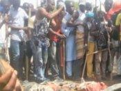 நைஜீரியாவில் 100 பேர் சுட்டுக்கொலை… தீவிரவாதிகள் தாக்குதல்