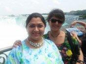 ரம்பா பற்றி வதந்தி பரப்புவோரே 'ஷட் அப்'.... குஷ்பு கோபம்!