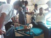 கல்பாக்கம் அணுமின் நிலையத்தில் அதிகாரி சுட்டு 3 சி.ஐ.எஸ்.எஃப் வீரர்கள் படுகொலை: 2 பேர் படுகாயம்