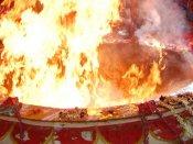 ஸ்ரீவைகுண்டம் சிவன் கோவிலில் சனிப்பெயர்ச்சியையொட்டி அதிருத்திர மஹா யாகம்