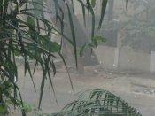 கோடைக்கு இதமாக ஜில் என தென்மாவட்டங்களில் கொட்டிய மழை