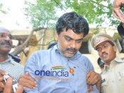 செம்மரக் கடத்தல் வழக்கு: பூடான் எல்லையில் சிக்கிய செளந்தரராஜன் சித்தூர் கோர்ட்டில் ஆஜர்