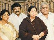 சிவாஜி மணிமண்டபம்: குடும்பத்துடன் ஜெயலலிதாவைச் சந்தித்து நன்றி தெரிவித்த பிரபு