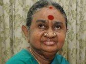 கருணாநிதி மனைவி தயாளு அம்மாள் மருத்துவமனையில் அனுமதி