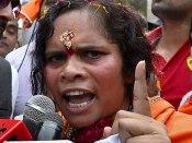 முஸ்லிம்கள் இல்லாத இந்தியாவை உருவாக்குவோம்: மீண்டும் சர்ச்சையில் சாத்வி பிராச்சி