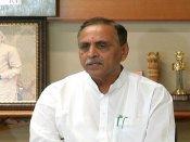 குஜராத் புதிய முதல்வராக விஜய் ரூபானி தேர்வு; துணை முதல்வரானார் நிதின் பட்டேல்