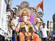 விநாயகர் கையில் இருந்த 25 கிலோ லட்டு அபேஸ்... ஆந்திராவில் மர்மநபர்கள் துணிகரம்