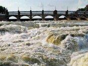 கனமழை எதிரொலி .... கர்நாடக அணைகளில் இருந்து உபரி நீர் திறப்பு #cauvery water