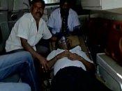 காவிரியில் நீர் திறப்புக்கு எதிர்ப்பு- மாண்டியாவில் மேலும் ஒரு விவசாயி தற்கொலை முயற்சி #cauvery