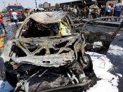 சோமாலியா தலைநகரில் கார் குண்டு வெடிப்பு: 11 பேர் பலி; 16 பேர் படுகாயம்