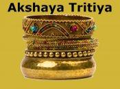 அட்சய திருதியை... எத்தனை கிலோ தங்கம் விற்பனையாகும்... எகிறும் எதிர்பார்ப்பு