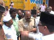 டாஸ்மாக் கடைக்கு பூட்டுபோட்ட கடையநல்லூர் எம்.எல்.ஏ., உள்ளிட்ட 25 பேர் மீது வழக்கு