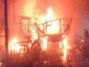 மெக்ஸிகோ பட்டாசு குடோனில் பயங்கர தீ விபத்து: 14 பேர் பலி; 22 பேர் படுகாயம்