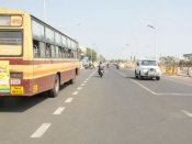 இந்தியா - பாகிஸ்தான் பைனல் மேட்ச்: வெறிச்சோடிய சென்னை சாலைகள்!