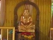 தேவர் சிலைக்கு தங்கக் கவசம் அணிவிப்பு - போலீஸ் கட்டுப்பாட்டில் பசும்பொன்