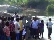 வேலூர்: புல்லூர் தடுப்பணையில் கல்லூரி மாணவர்கள் மூழ்கி பலி