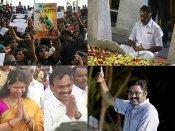 போராட்டம், போர்க் கொடி என ஆக்ஷன் கலந்த ஆண்டாக இருந்து விடைபெறும் 2017- பிளாஷ்பேக்