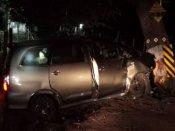 ஸ்ரீவில்லிபுத்தூர் அருகே கோர விபத்து: 4 பேர் பலி