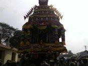 60 ஆண்டுக்குப் பின் தைபூசம் நாளில் சந்திரகிரகணம்: பழனியில் காலையில் தேரோட்டம்
