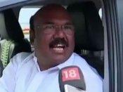 ஆட்சிக்கு பிரச்சினை இல்லை.. அடித்து சொல்கிறார் அமைச்சர் ஜெயக்குமார்