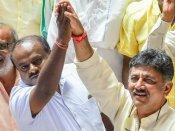 Breaking News: முதல்வராக பதவியேற்ற 24 மணி நேரத்தில் மெஜாரிட்டியை  நிரூபிப்பேன்- குமாரசாமி