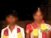 குடிகார கணவர்... மரண பயம்.. 13 வயது மகனை 23 வயது பெண்ணுக்கு திருமணம் செய்து வைத்த தாய்!
