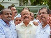 குமாரசாமி கர்நாடக முதல்வராக நீடிப்பாரா?.. குழப்பமான பதில் அளித்த காங்கிரஸ்