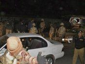 பாகிஸ்தான் தேர்தலில் பயங்கரம்.. குவெட்டா குண்டுவெடிப்பில் 23 பேர் பலி