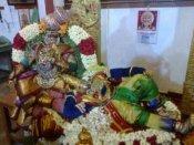 ஸ்ரீ வில்லிபுத்தூர் ஆண்டாள் கோவில் ஆடிப்பூரம் விழா கொடியேற்றம் - 13ல் தேரோட்டம்